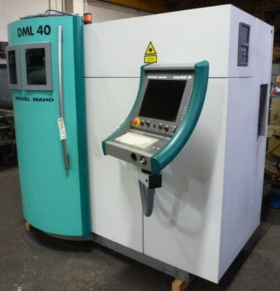 DMG DML 40 CNC Vertical