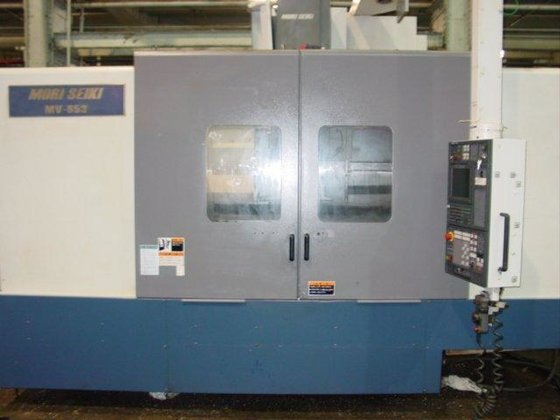 MORI SEIKI MV653/APC CNC VERTICAL