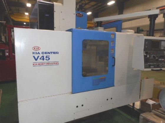 KIA CENTER V45 CNC VERTICAL
