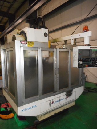 KITAMURA Mycenter 2X CNC Vertical