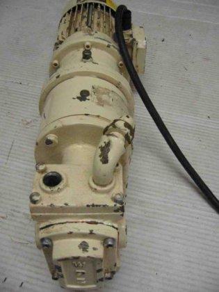 WPZ Gearwheel pump M12-122 in
