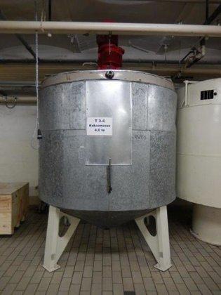 Utzschneider RB 60 Chocolate Tank