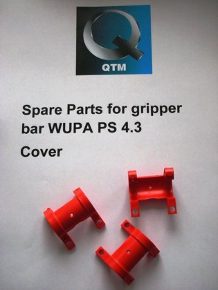 2013 Wupa Cover for gripper