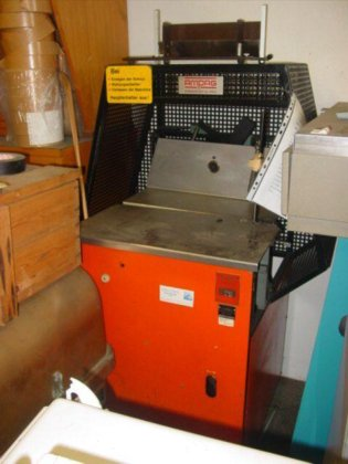 Ampag Rapid A 45 and