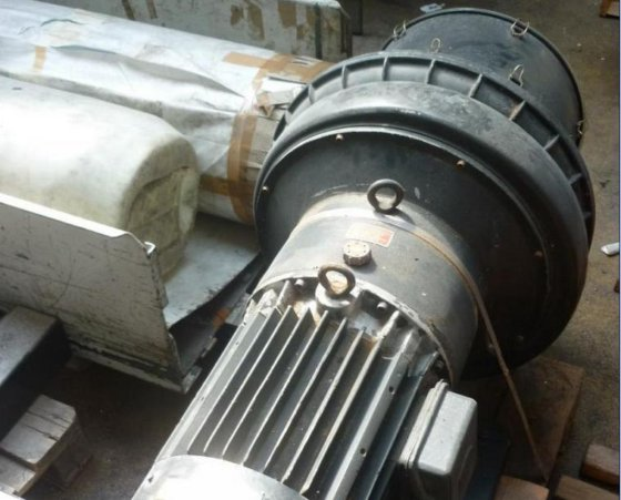 Werie Rietschle electric motor (Unkn.)