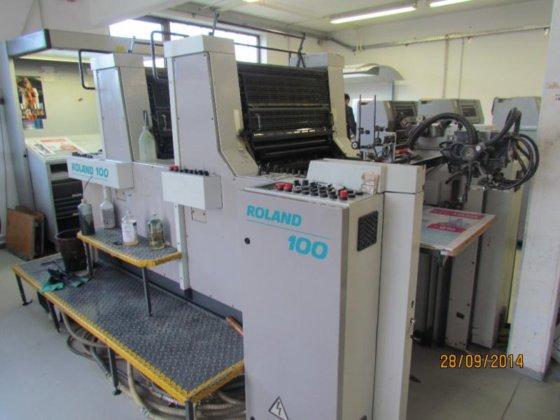 1993 Man-Roland 100 102 in
