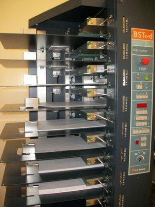 Bourg BST-10 D Stacker (2006)