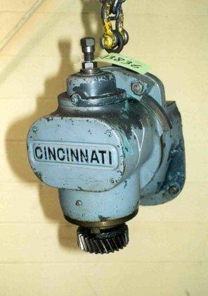 Cincinnati SWIVEL RIGHT ANGLE MILLING
