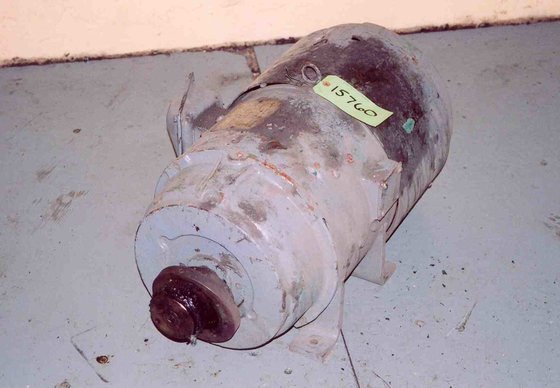 7-1/2 RELIANCE DC ELECTRIC MOTOR