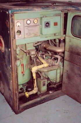 GARDNER DENVER 050 50 HP