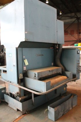 "Amada 36"" WET BELT METAL"