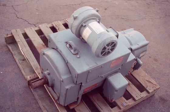 General Electric 007.5 7-1/2 HP
