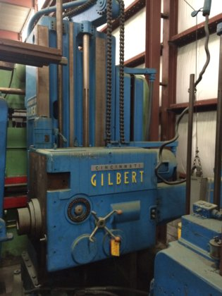 "Cincinnati Gilbert 5"" TABLE TYPE"
