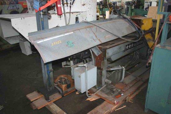 "DREISTERN TK061-ED 3-1/2"" CNC HORIZONTAL"