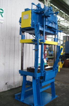20 TON WILL BROTHERS HYDRAULIC