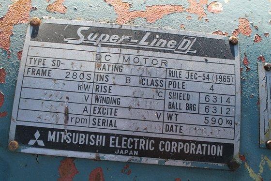 Mitsubishi 30 KW DC ELECTRIC