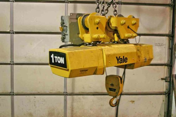Yale 02000 1 TON ELECTRIC