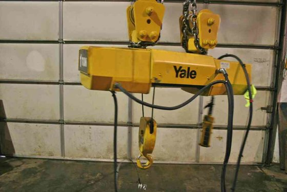 1 TON YALE ELECTRIC CABLE