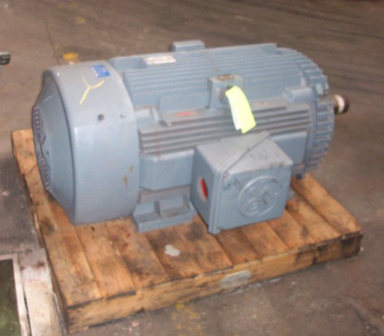 General Electric 250 HP MOTOR