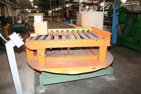 ROYALTON DOWNLAYER CONVEYOR & TURN