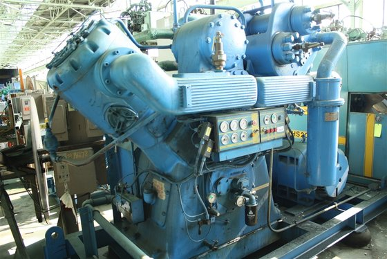 COMPAIR 200 HP REAVELL 3-STAGE