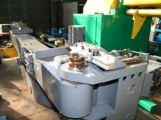 "Wallace 1-5/8"" HYDRAULIC TUBE BENDING"