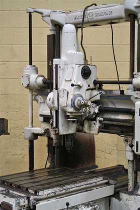 Sip Type M 4g 970 Jig Borer In Holland Oh Usa
