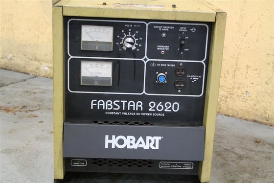 Hobart FABSTAR 2620 in Holland,