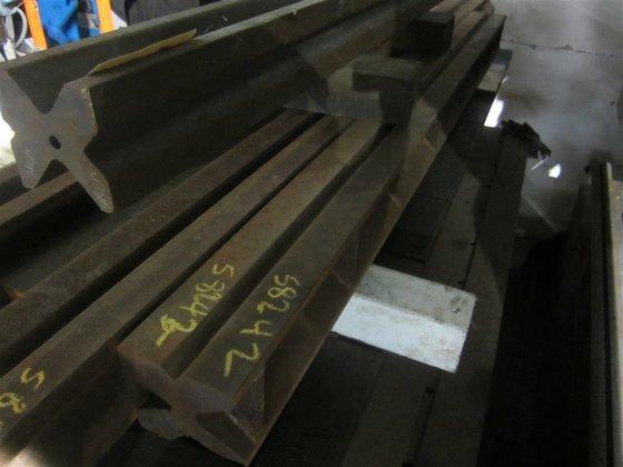 """Steel 76"""" X 5.25"""" X"""