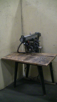 CRAFTSMAN RADIAL ARM SAW in