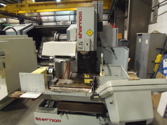 SHARNOA HPM-25E MODEL # MACHINING