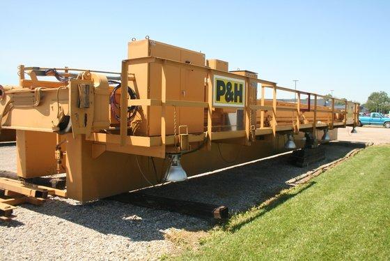 P & H 70/25 TON