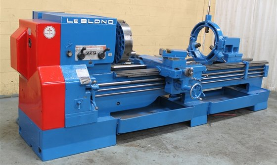 LeBlond 26 X 096 MDL