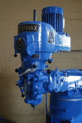 Supermax YC-1-1/2VS 2 HP RAM