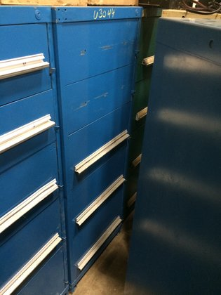 "VIDMAR 5 DRAWER 22-1/2"" X"