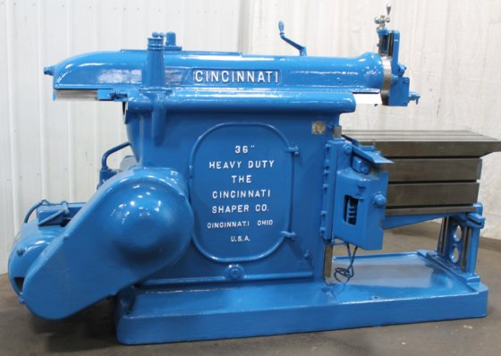 "Cincinnati 36"" HEAVY DUTY 36"""