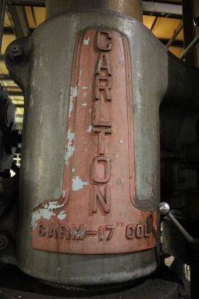 "Carlton 3AS 6' X 17"""