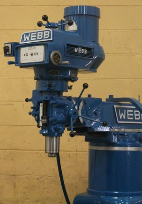 Webb CHAMP 3 HP MODEL