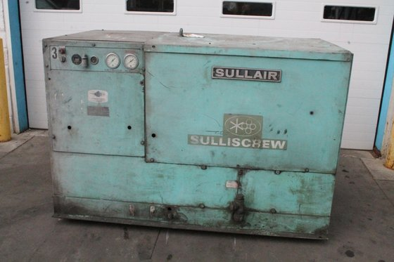 Sullair SULLISCREW AIR COMPRESSOR in