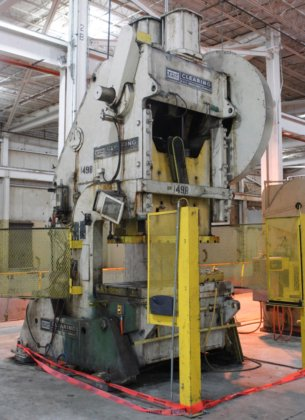 Clearing 200-P-701-2 PT 200 TON