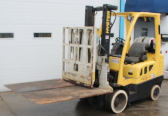 Hyster S60FT 4400 LBS LP