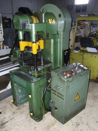 bsta 30 bruderer 30 ton air clutch punch press in minneapolis mn usa rh machinio com North State BTSA North State BTSA