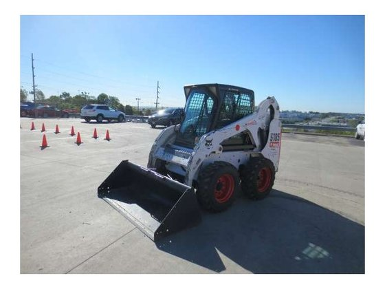 2012 Bobcat S185 Skid-Steer Loader