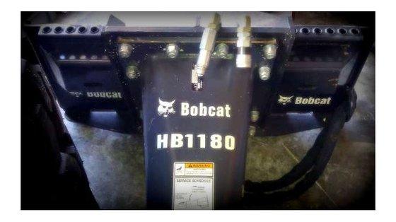 2012 Bobcat HB1180 Hammer /