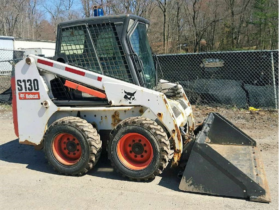 2010 Bobcat S130 Skid Steer