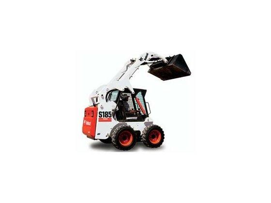 2011 Bobcat S185 Skid-Steer Loader