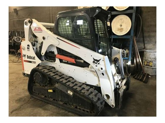 2015 Bobcat T650 Loader in