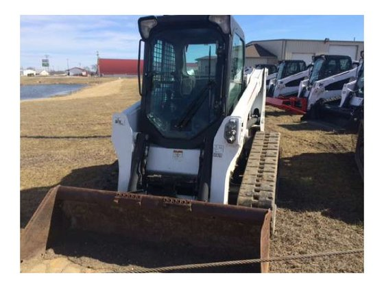 2012 Bobcat T630 Loader in