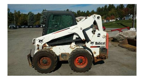2011 Bobcat S650 Skid-Steer Loader