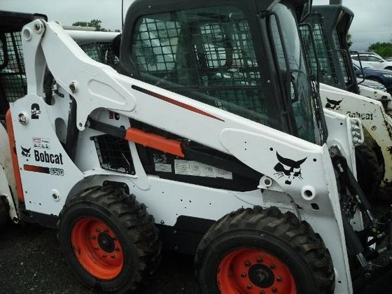 2013 Bobcat S570 Skid-Steer Loader